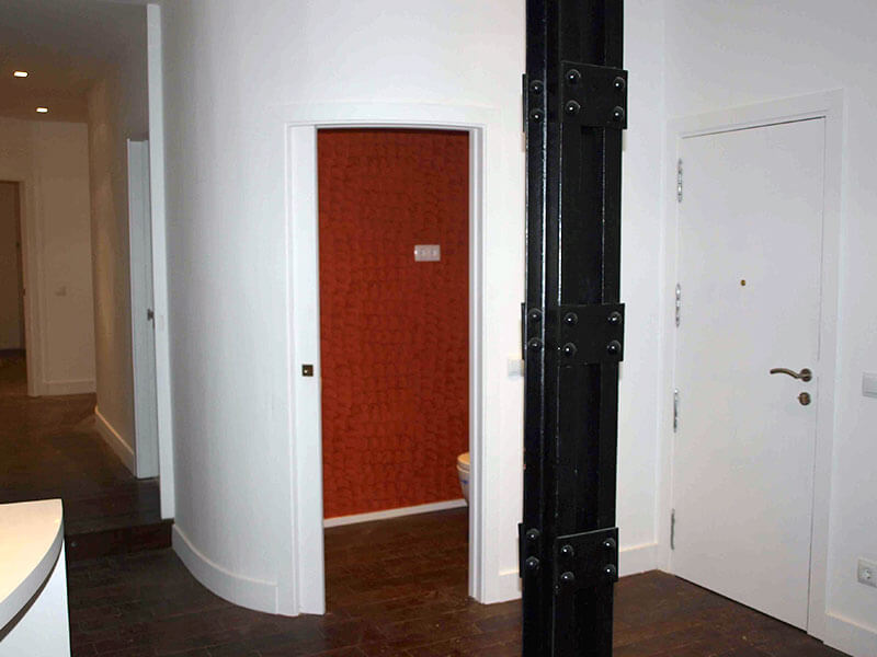 Interiorismo piso estilo Moderno