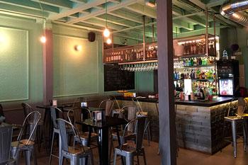 Decoración de cafeterías y bares