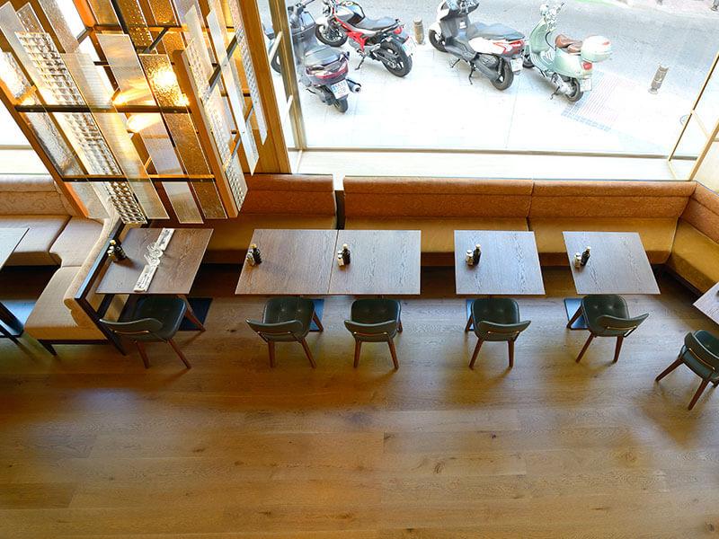 Restaurante NH Casa Suecia Suecia