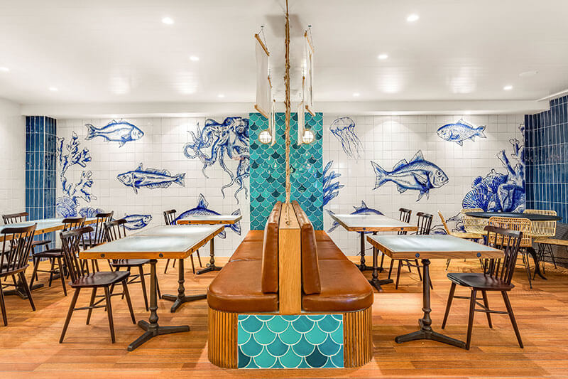 Pescatero Restaurante