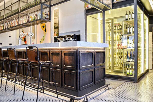 Decoración Bares y Restaurantes en Valladolid